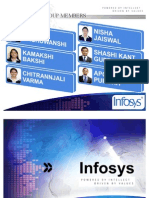 Infosys Finance