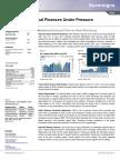 Sri Lanka's External Finances under Pressure