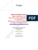 Wanted Baby Maker by BlackLily