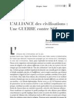 Alliance Des Civilisations