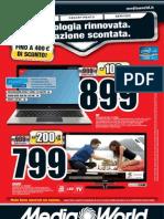 Volantino Media World Roma Offerte Marzo