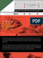 Newsletter Prime Sense Feb2012