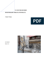 Regenerare Urbana Integrata Cartier Traian