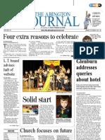The Abington Journal 02-29-2012