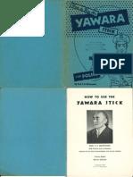 Matsuyama - 1948 - How to Use the Yawara Stick
