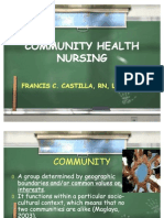 Community Health Nursing Review