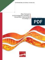 Plan Nacional de I+D+i 2008-2011 (Es) / R&D National plan 2008-2011(Spanish) / I+G plan nazioanala 2008-2011 (Es)