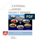 Vocational Training Project Report