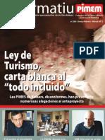 Revista Informatiu PIMEM 286 Marzo