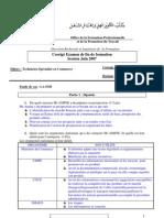 Corrige Examen de Fin de Formation-V3-2007