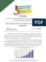 20° POSMEC - Aproximação teórica ao estudo da viscosidade em nanofluidos