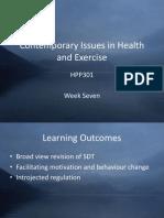 HPP301 Week Seven Slides