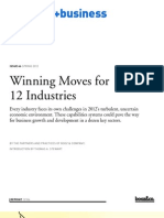 Sb66 12104 Winning Moves for 12 Industries