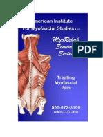 American Institute for Myofascial Studies Brochure
