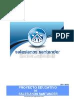 Proyecto Educativo Salesianos Santander