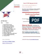 Newsletter 330