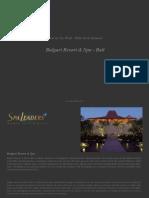Hotel of the Week Bulgari Resort - Bali