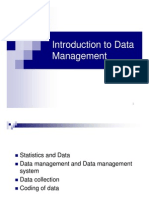 Note1_Introduction to Data Management