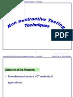NDT Techniques