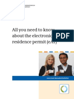 Electronic Resident Permit Germany