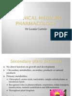 Pharmacology Final Botanical Medicine