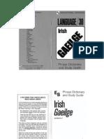 Language-30 Irish Gaeilge