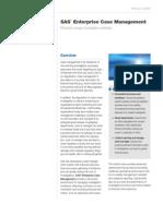 Enterprise Case Management Brief 1