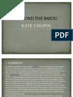 Beyond the Bayou