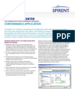 STC Conformance Application Test Suites Datasheet