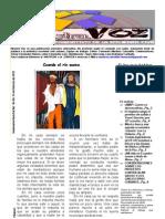 Semanario Nuestra Voz 36