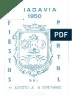 Fiestas del Portal de Ribadavia  1950