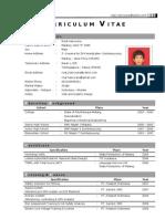 CV - Rizal Hasviyana