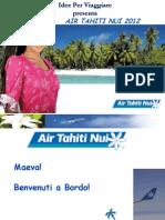Air Tahiti Nui 2012 IPV