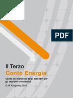 Guida Terzo Conto Energia 240111 GSE