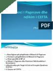 Bilanci I Pagesave Dhe Ndikim I CEFTA