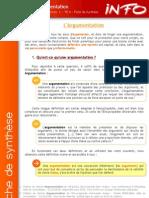 EC1 TD9 Synthese Argumentation SIGNOUD Stanislas 1GC