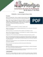 Regulamento VII Baila Duo