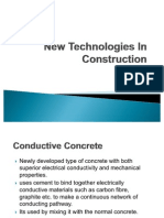 New Tech in Construction