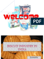 Biscuit Industry