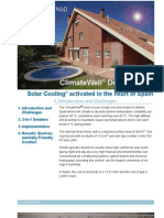 Climate Well Demo House White Paper
