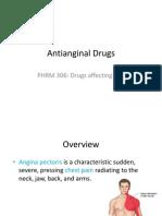 Antianginal Drug