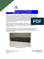 KCMTS122_CMTS