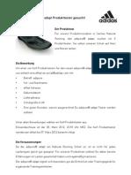 adipure® adapt Produkttest - Teilnahmebedingungen