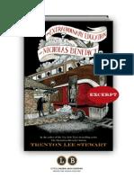 THE EXTRAORDINARY EDUCATION OF NICHOLAS BENEDICT (NEW!) by Trenton Lee Stewart