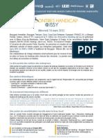 10 entreprises des Hauts-de-Seine s'associent pour faire avancer l'emploi des handicapés