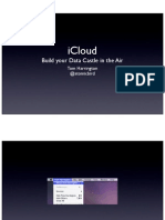 Harrington iCloud Presentation