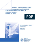 NTSB AmEx-IRK 04-1019 Accident Rpt 06-0124