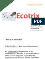 Ecotrix