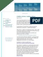 Newsletter MMME 1