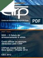 Boletim digital CIRP - Fevereiro 2012